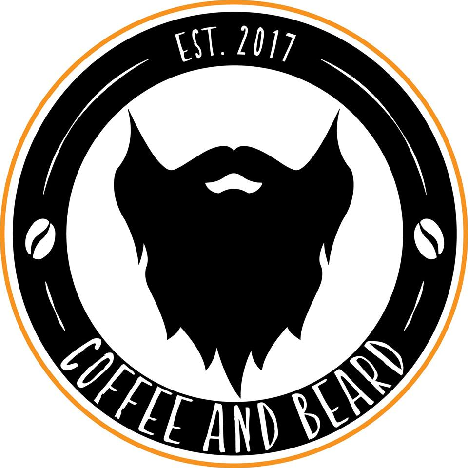 Logo Coffee and Beard